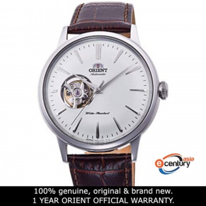 Orient RA-AG0002S RA-AG0002S Men's Mechanical Classic Brown Leather Strap Watch