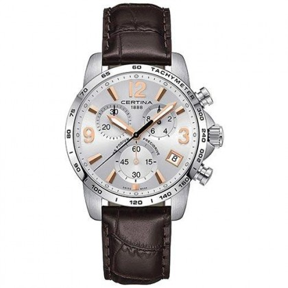 Certina C034.417.16.037.01 Men's Sport Collection DS Podium Chronograph Watch