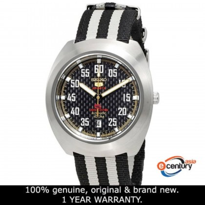 Seiko 5 Sports SRPA93K1 Men's Automatic LIMITED EDITION Nylon Strap Watch