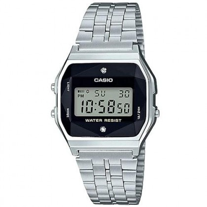 Casio A159WAD-1 Men's Quartz Standard Digital Watch
